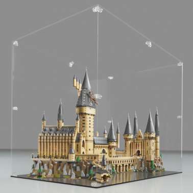 "Theca Arca - Hogwarts Schloss | Harry Potter| ""LEGO"""
