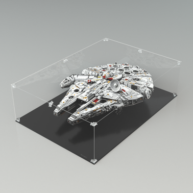 "Display Case ""Arca Lite®️"" - Millennium Falcon ""Lego"""
