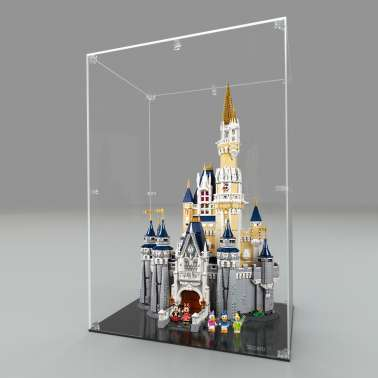 "Display Case ""Arca®️"" - Disney Castle LEGO"
