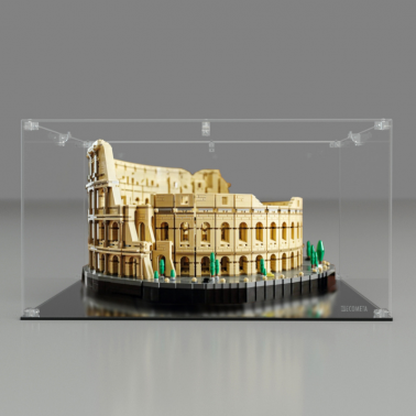 "Display Case ""Arca®️"" - Compatible Colosseum ""Lego"""