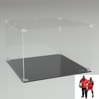 Display Case Action Figure | MXUS NBA Star Action Figure Chicagobulls Number 23 Michael Jordan