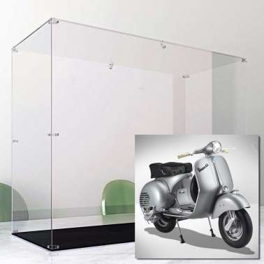 Display Case Arca For Vespa 150 GS Hachette