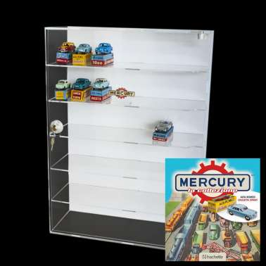 Vitrine Murale MiniDikno Pour Collection Mercury