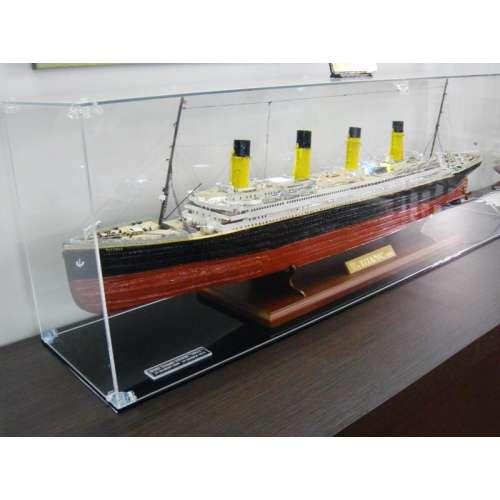 Teca Arca per il Titanic Hachette Edizioni